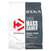 Super Mass Gainer 12 lb Dymatize Nutrition