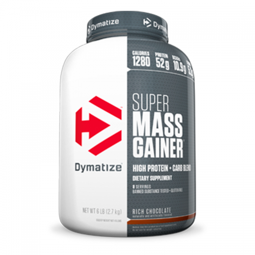 Super Mass Gainer 6 lb Dymatize Nutrition