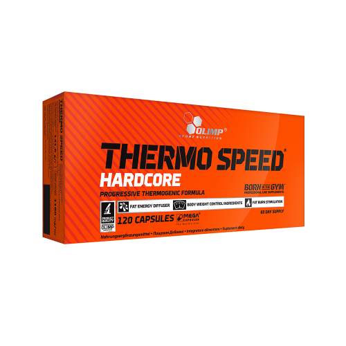Жиросжигатель Thermo Speed Hardcore Olimp (120 капсул)