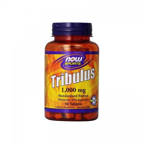 Tribulus 1000mg 90 tab NOW
