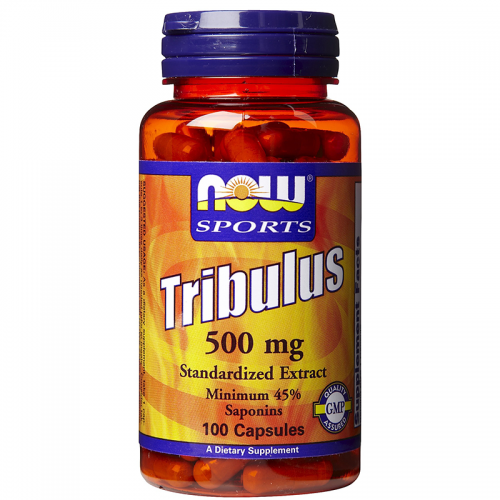 Tribulus NOW (500 мг, 100 капсул)