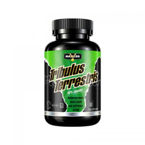 Бустер тестостерона Tribulus Terrestris Maxler (625 мг, 100 капсул)