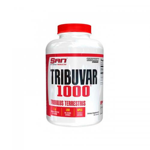 Бустер тестостерона Tribuvar 1000 SAN (180 таблеток)