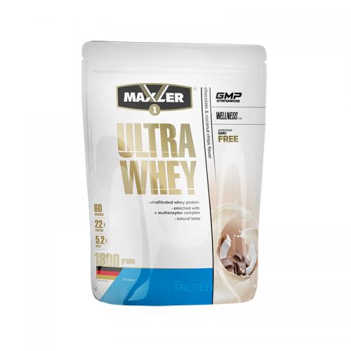 Протеин Ultra Whey Maxler (1800 г)