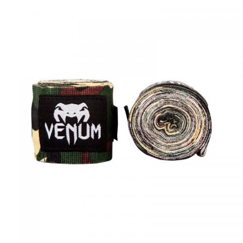 Боксерские бинты Venum Kontact Army 4 метра