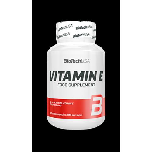 Vitamine E 100 tab BioTech USA