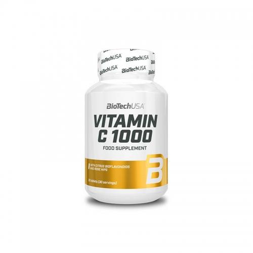 Vitamine C 1000 (30 таб) Biotech USA