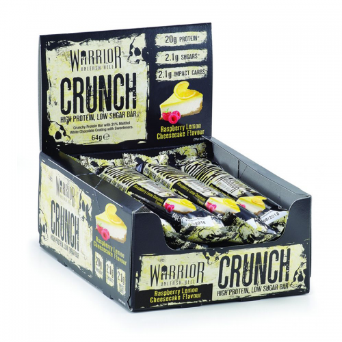 Crunch bars 64 gr Warrior