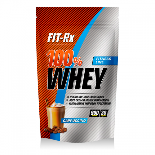 100% Whey 900 gr Fit-Rx