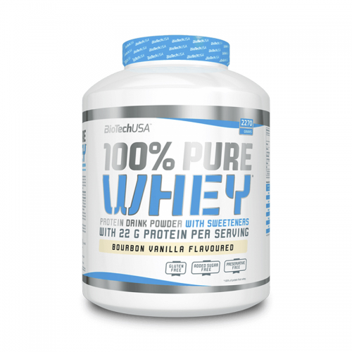 Протеин 100% Pure Whey Biotech USA (2270 г)