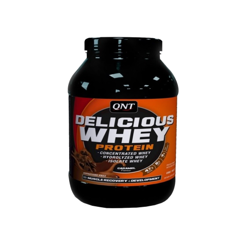 Delicious whey protein 908 gr QNT