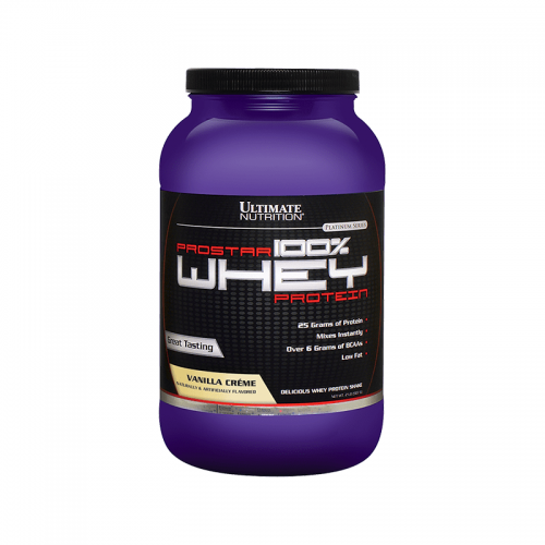 Протеин Prostar Whey Ultimate Nutrition (900 г)