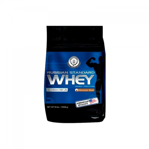 Whey Protein bag 2270 gr RPS