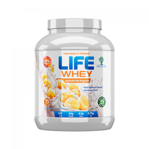 Протеин Life Whey Tree Of Life (2270 г)