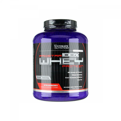 Prostar Whey 5 lb Ultimate Nutrition