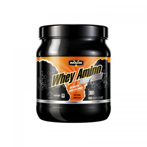 Аминокислотный комплекс Whey Amino 2000 Maxler (300 таблеток)