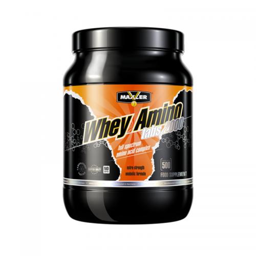 Аминокислотный комплекс Whey Amino 2000 Maxler (500 таблеток)