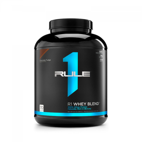 Протеин Whey Blend Rule 1 (2280 г)