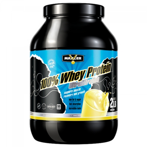 Ultrafiltration Whey Protein 2 lb
