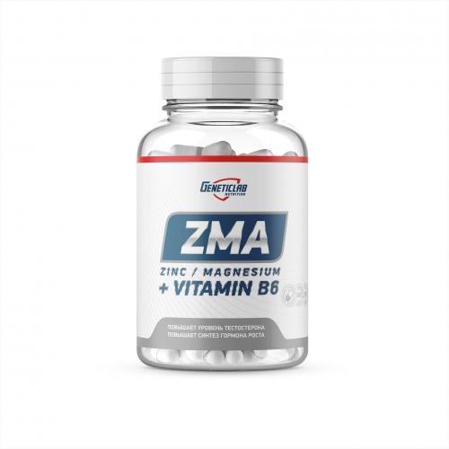 ZMA (60 кап) Geneticlab
