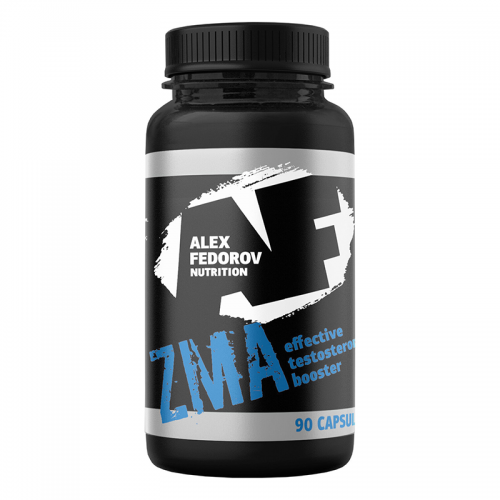 ZMA 90 caps Alex Fedorov Nutrition