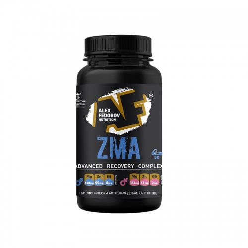 ZMA Alex Fedorov Nutrition (90 капсул)