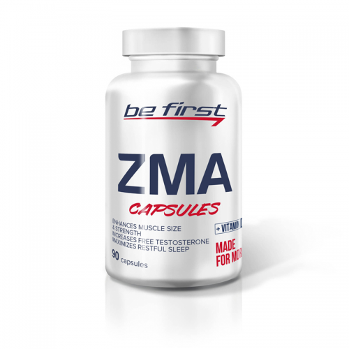 ZMA+vitamin D3 Be First (90 капсул)