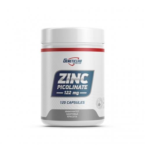 Zinc picolinate (120 кап) Geneticlab