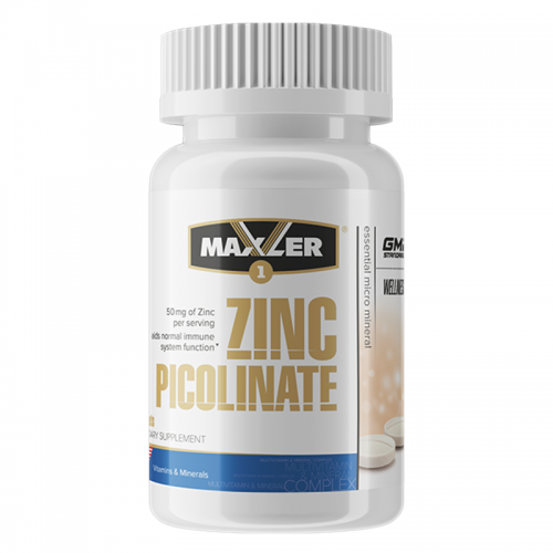 Zink Picolinate 50 mg (60 таблеток) Maxler