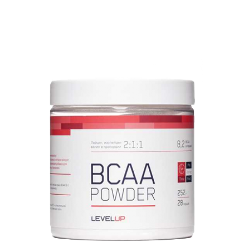 BCAA Aminoblast 2:1:1 Powder Level Up (252 г)