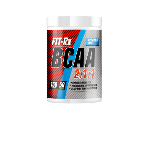 BCAA 2:1:1 Fit-Rx (150 капсул)