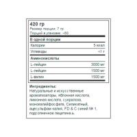 BCAA Powder Maxler (420 г)