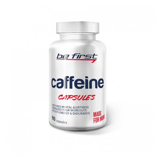 Кофеин Be First (60 капсул)