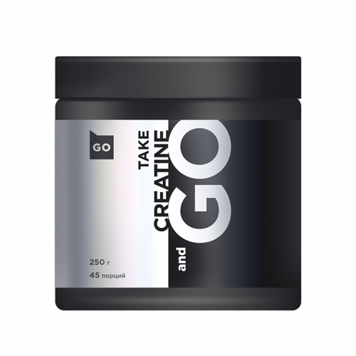 Креатин Take and Go Creatine (250 г)