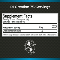 Creatine 375 gr Rule 1