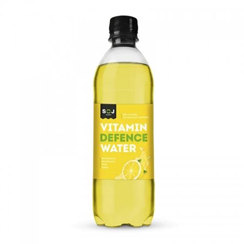 Спортивная вода Defence со вкусом