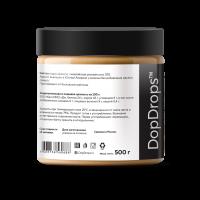 Паста Арахисовая Кранч с гималайской солью (500 г) DopDrops