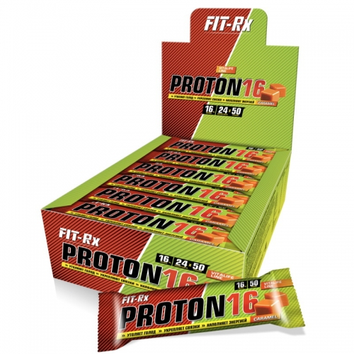 Протеиновый батончик Proton 16 Fit-Rx (50 г)