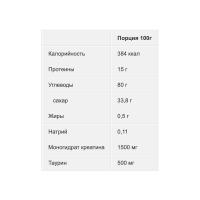 Гейнер Gain Bolic 6000 Olimp (3500 г)