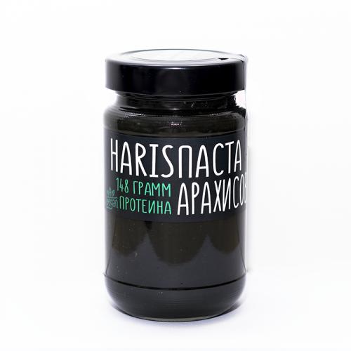 Арахисовая паста с протеином Haris (370 г)