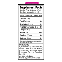 Протеин ISO-100 Zero Carb (725 г) Dymatize Nutrition
