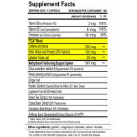 Жиросжигатель Methyldrene-25 Cloma Pharma (100 капсул)