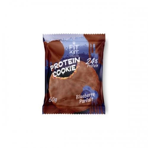Протеиновое печенье Choco protein сookie (50 г) Fit Kit