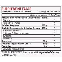 Жиросжигатель Lipo 6X Nutrex (120 капсул)