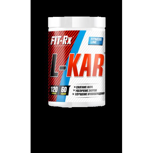 L-карнитин L-kar Fit-Rx (120 капсул)