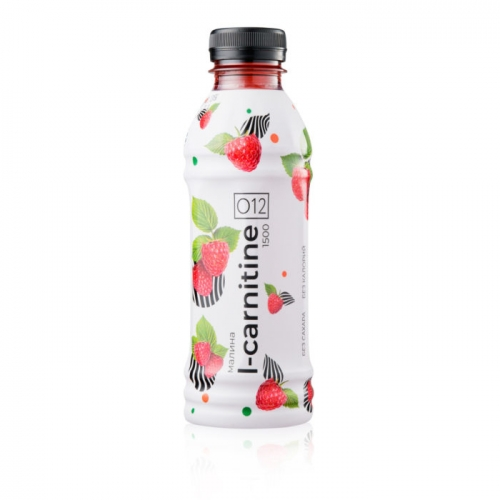 Напиток L-carnitine 1500 б/а н/газ ПЭТ (500 мл) O12