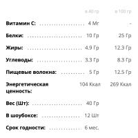 Протеиновое печенье Bombbar (40 г)