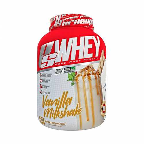 Whey 2227 gr Pro supps