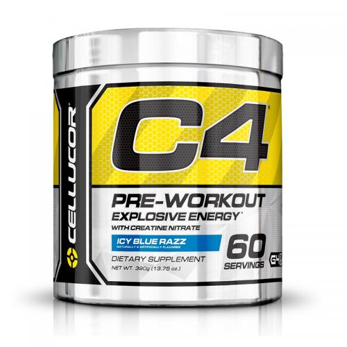 Предтрен C4 Extreme Cellucor (60 порций)