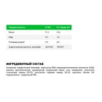Протеин Whey Protein bag RPS Nutrition (2270 г)